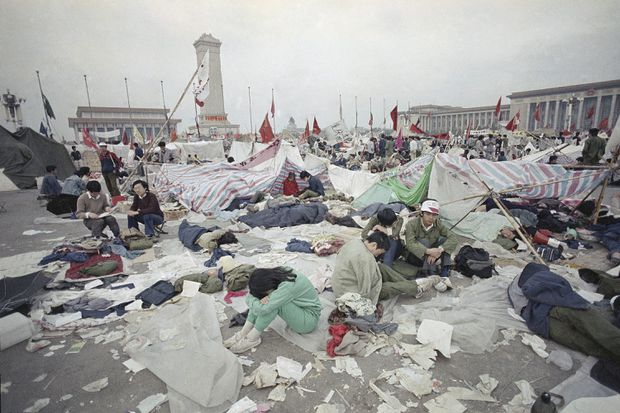opinion after the massacre remembering tiananmen square