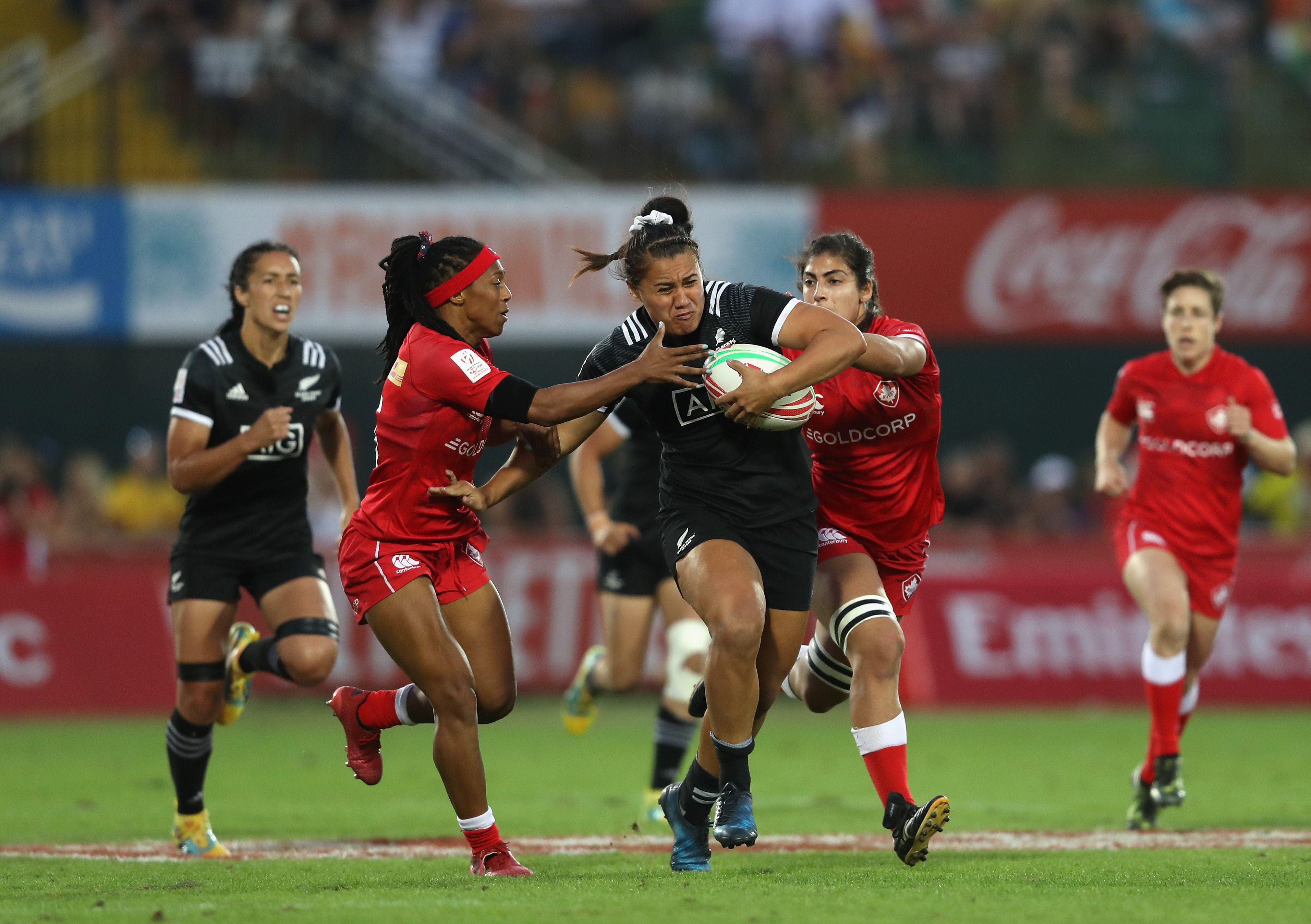 World Rugby announces expanded women's seven series for next four-year cycle