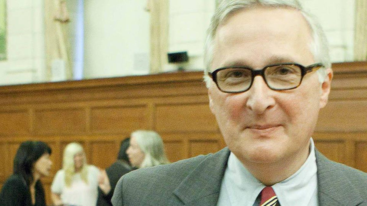 Richard Fadden, CSIS director at Citizen and Immigation Committee in Ottawa June 9, 2009.