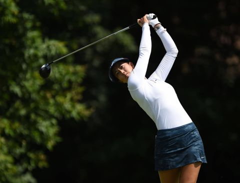 Michelle Wie all smiles on Twitter after appendix removal surgery