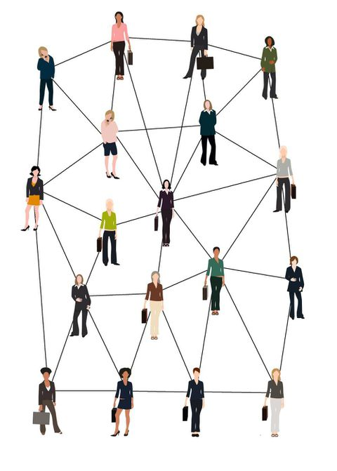 Three tips for building a stronger network