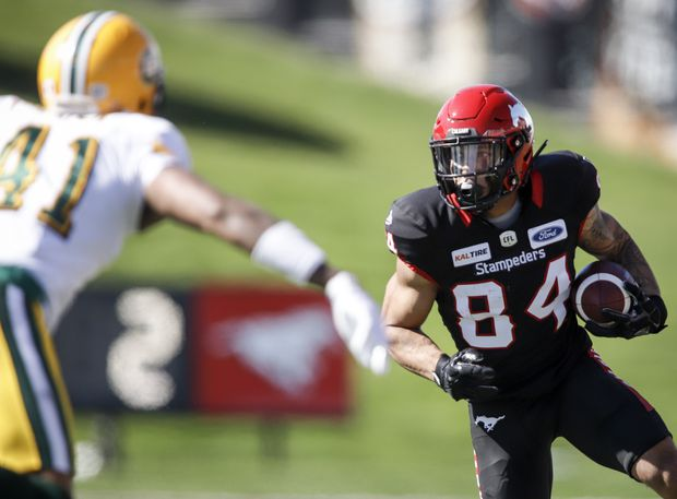 Stampeders' Reggie Begelton looking for 'payback' against Tiger-Cats