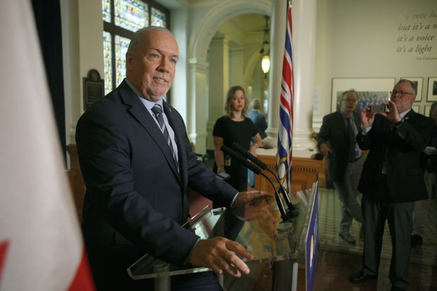 Scandal, outrage, demands for resignations! Another ho-hum week at the B.C. Legislature