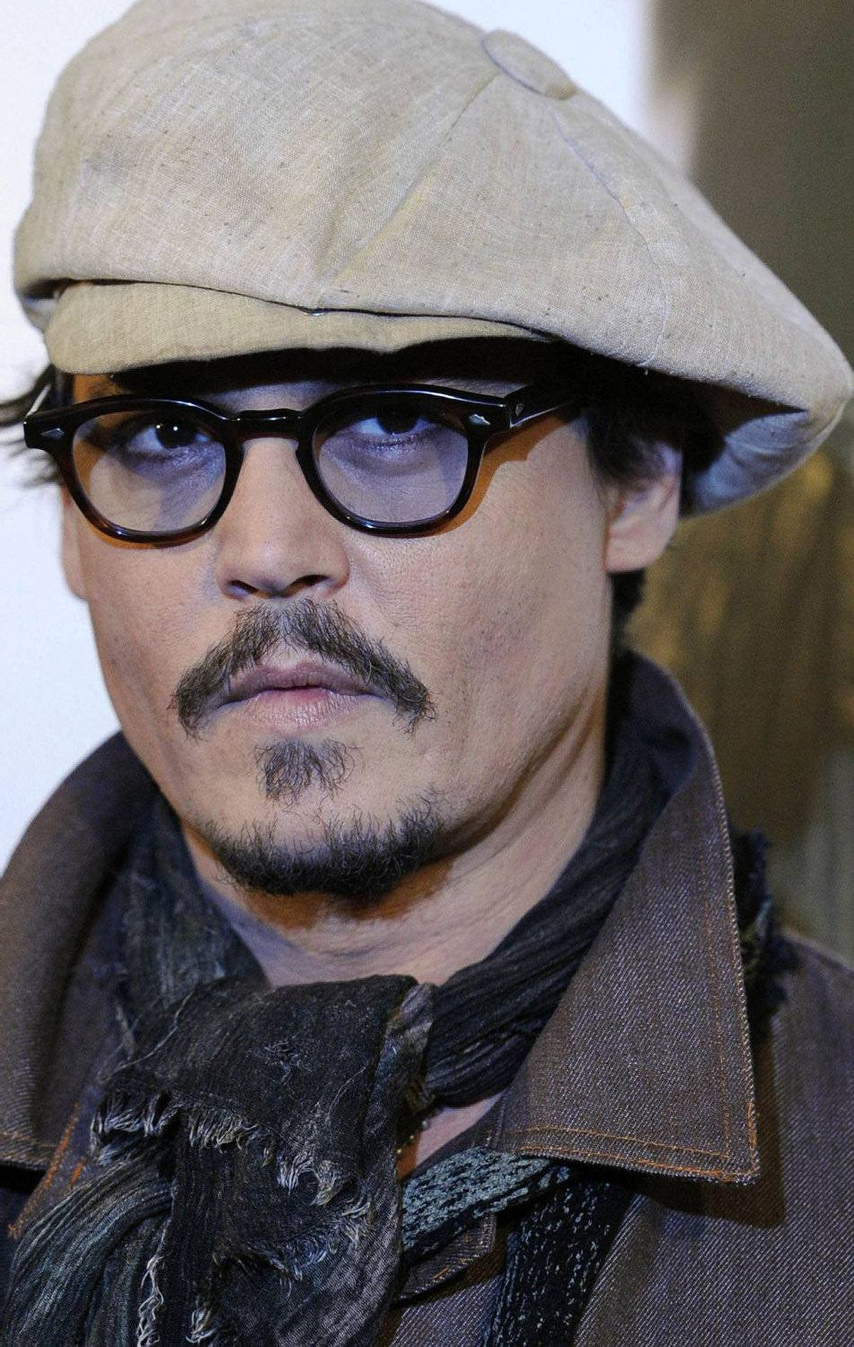 Johnny Depp has also won twice - taking the honour in 2003 and 2009.
