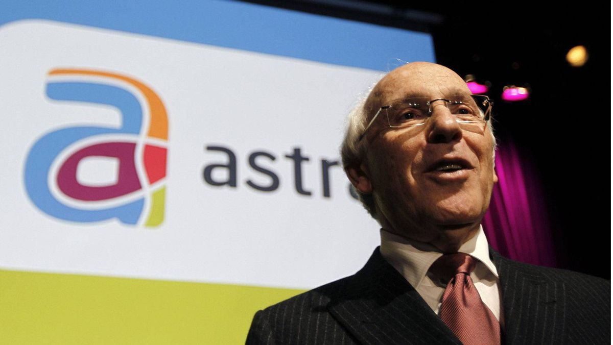 Astral Media Inc.'s president and CEO Ian Greenberg