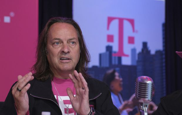 WeWork mulls T-Mobile's John Legere to replace Adam Neumann