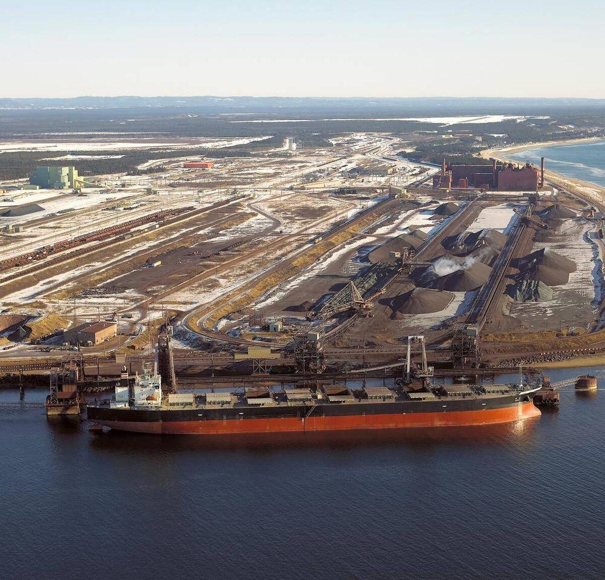Iron Ore Co. of Canada