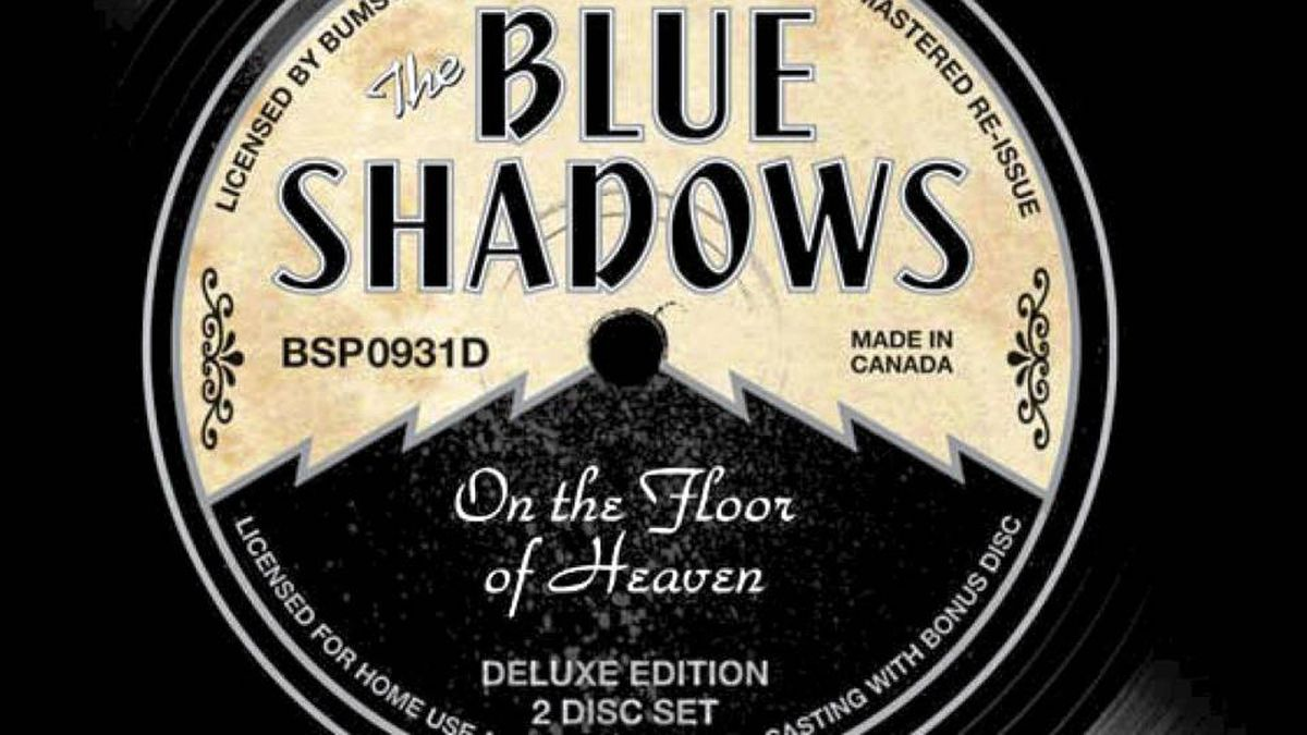 "The album cover for ""On the Floor of Heaven,"" originally released in 1993 and now reissued with unreleased tracks in homage to the late Billy Cowsill."