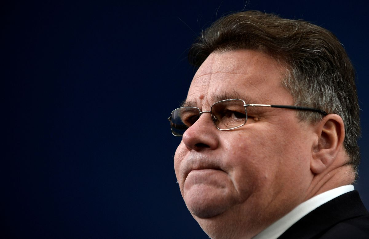 Lithuanian Foreign Minister asks for Canada's help in combatting Russian disinformation