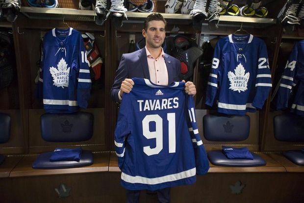 John Tavares signing takes Leafs to  next level cb7abe049