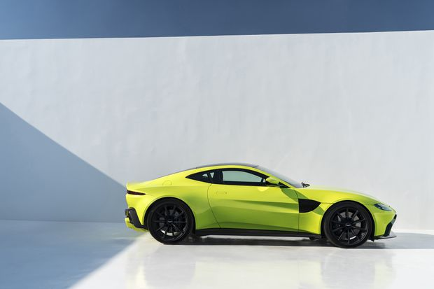 Review With The Vantage Aston Martin Has Finally Delivered On - Aston martin vantage review