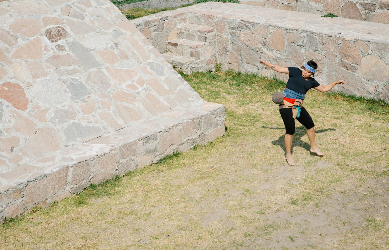 The decolonization game: An ancient sport puts Mexicans in touch with their Indigenous past