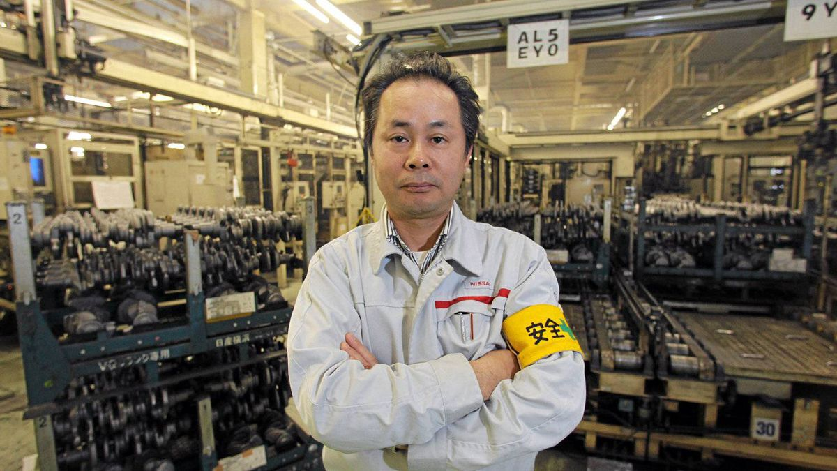 When Kaoru Eguchi, deputy general manager of Nissan's Iwaki plant, saw the damage after the March earthquake, he thought the plant was finished.