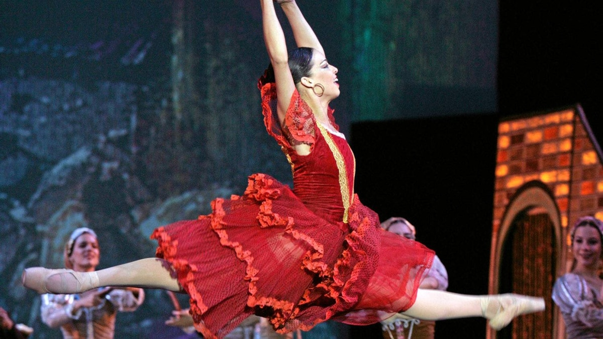 The National Ballet of Cuba's Don Quixote runs at the Queen Elizabeth Theatre in Vancouver Feb. 16, 17 and 18, 2012.
