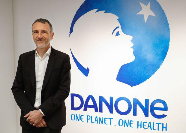 Danone CEO changes course as consumers shift toward plant