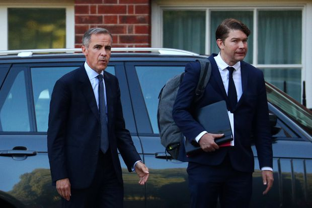 Bank of England prepared for wide range of Brexit outcomes: BoE's Carney