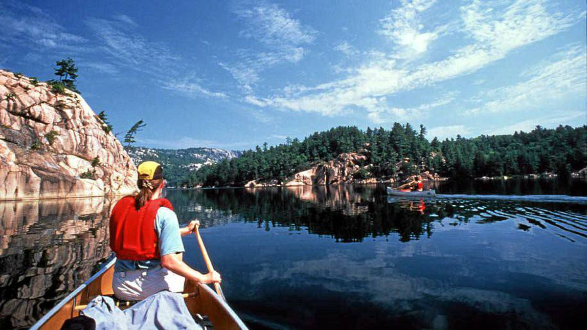 Killarney Provincial Park is one of Ontario's most peaceful getaways.