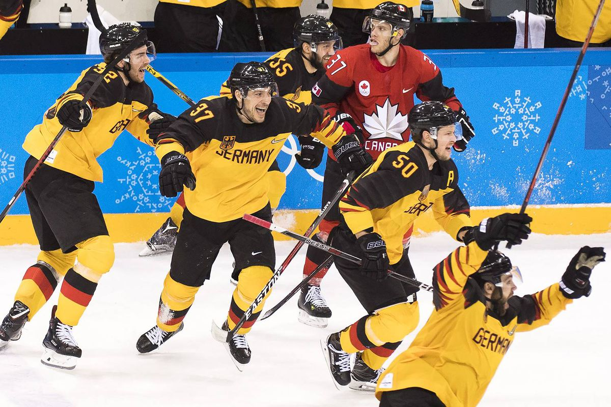 Russia vs. Germany, 2018 Olympic hockey: Final score and ...