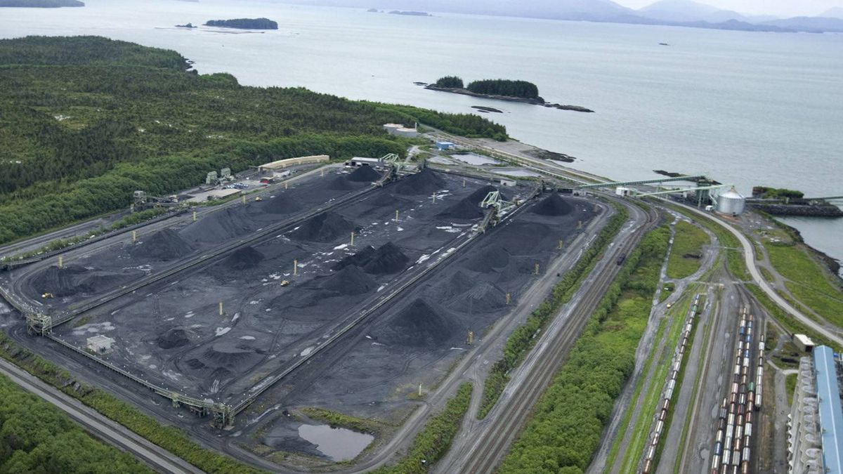 The ongoing construction at the Ridley coal terminal does not suggest deeper worries about a commodities crash, as producers continue to expand their mining efforts.