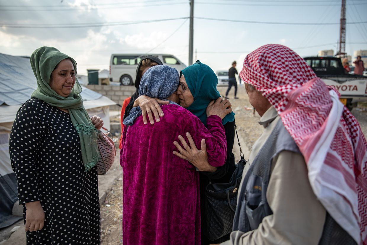 Where the Kurdish road ends: In Iraq and Turkey, The Globe retraces a people's path from hope to betrayal 21