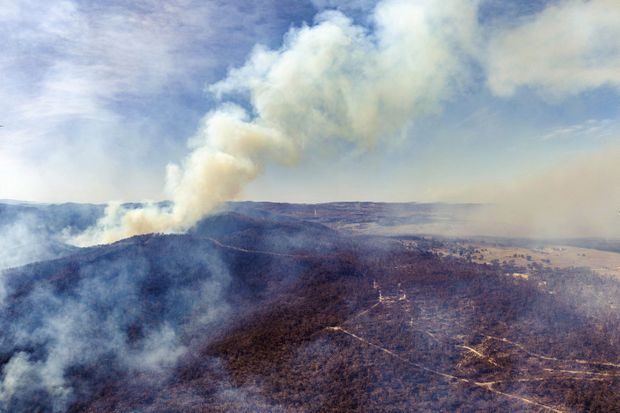 Canadian Forces sending plane and crew to help fight Australia's fires