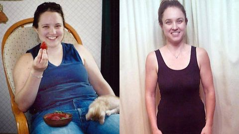 How I lost 52 pounds: I started small with no magic number in mind