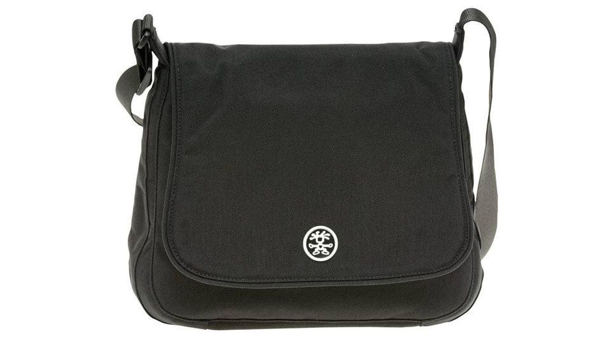 The Crumpler Maurice: A man bag is essential for any traveller.