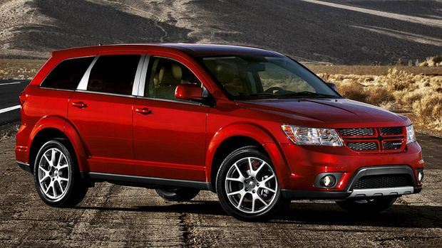 The 2017 Dodge Journey Is Among Vehicles Affected By A Fiat Chrysler Recall