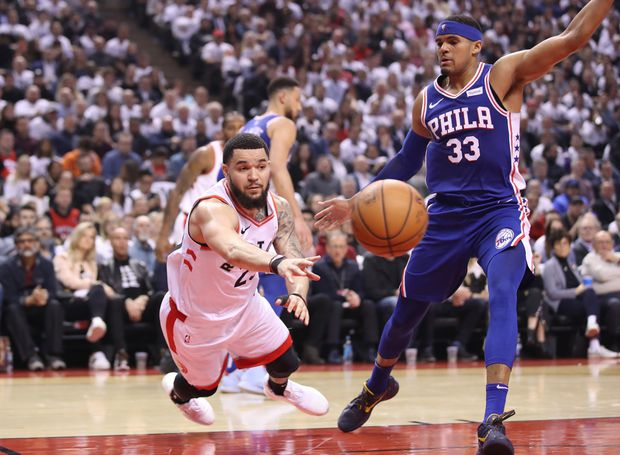 76ers, Butler look to maintain home-court against Raptors