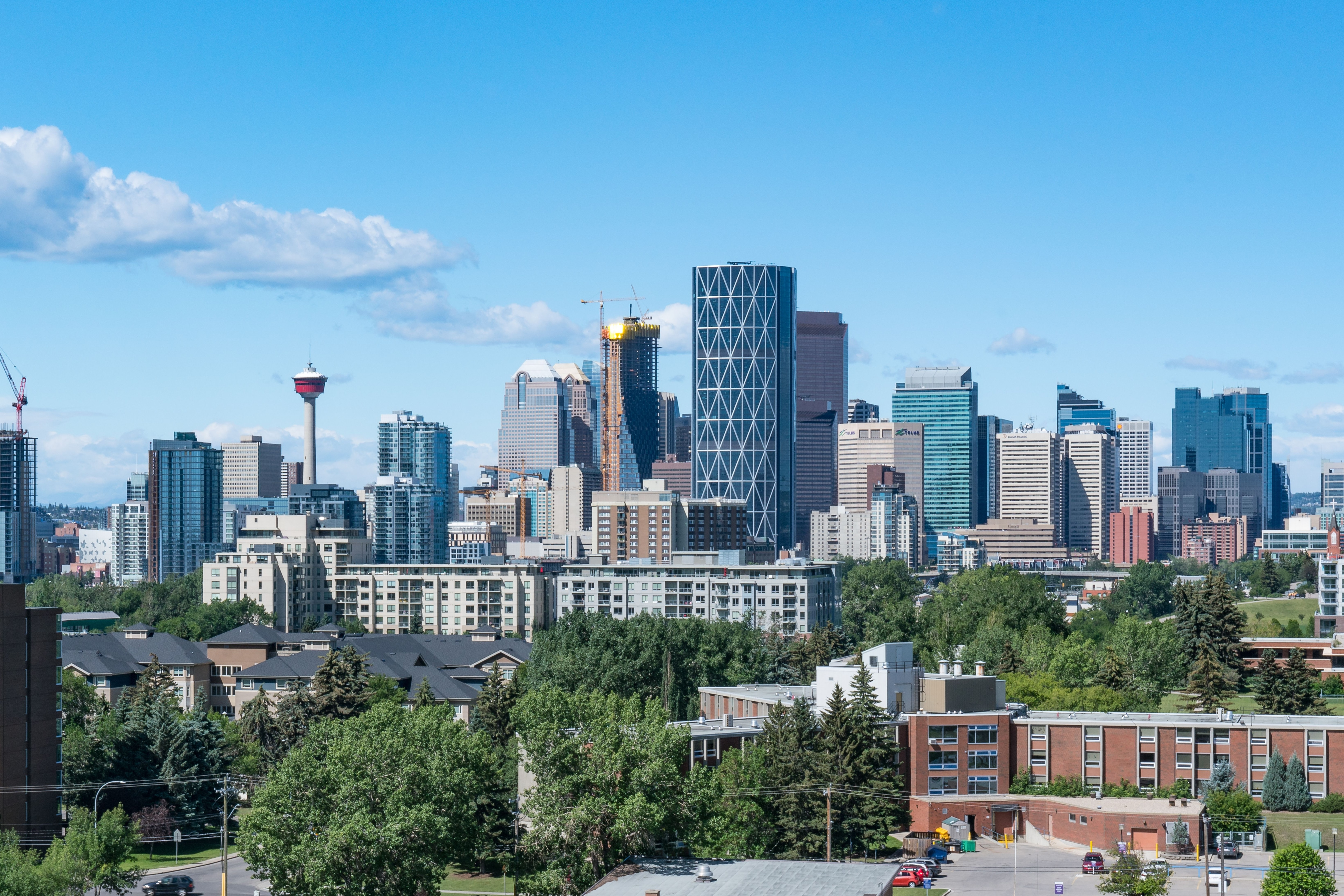 Rising trend of 'reverse migration' bringing office tenants back into Calgary's downtown