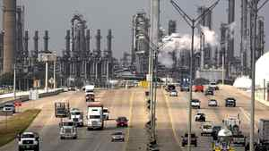 Shell's Deer Park refinery and petrochemical facility in Texas.