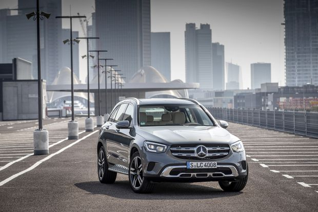 Review: Mercedes revamps GLC and shows how far SUVs have come