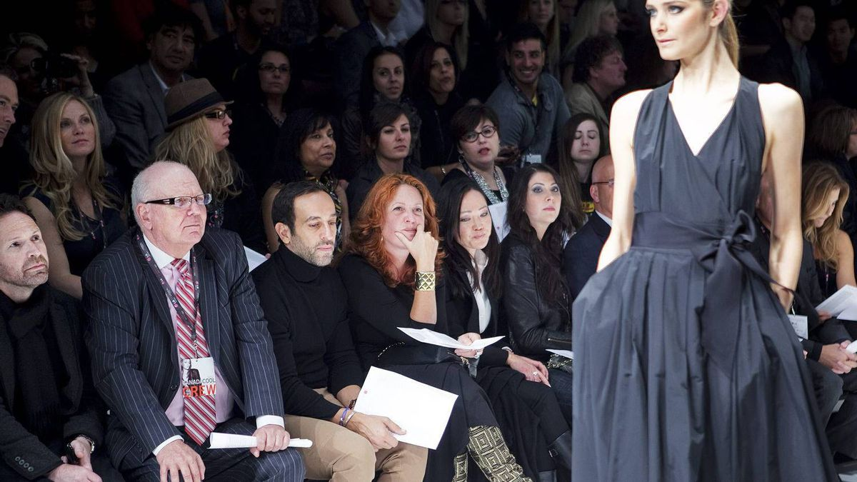 YouTube is launching a Maybelline-branded channel offering live online broadcasts of fashion week in Toronto.
