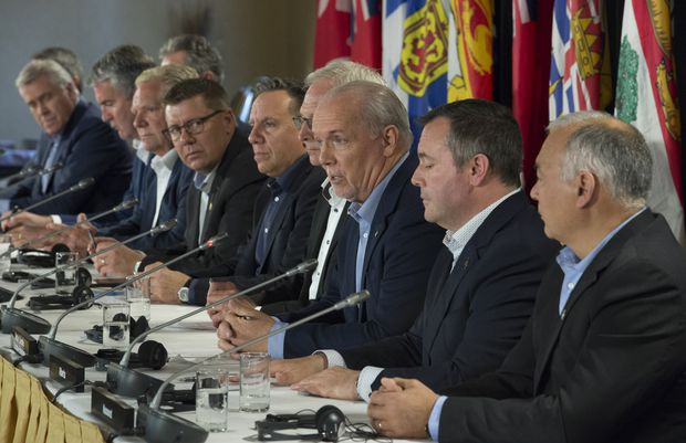 Will Canada's premiers unite to stand up to Trudeau?