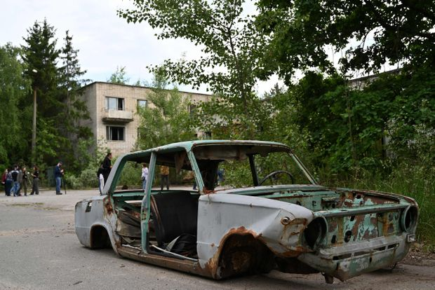 Thirty-three years later, visiting Chernobyl is as fascinating – and anxiety-inducing – as ever