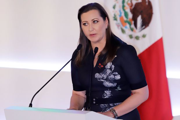 Mexican governor and her husband killed in helicopter crash days after election
