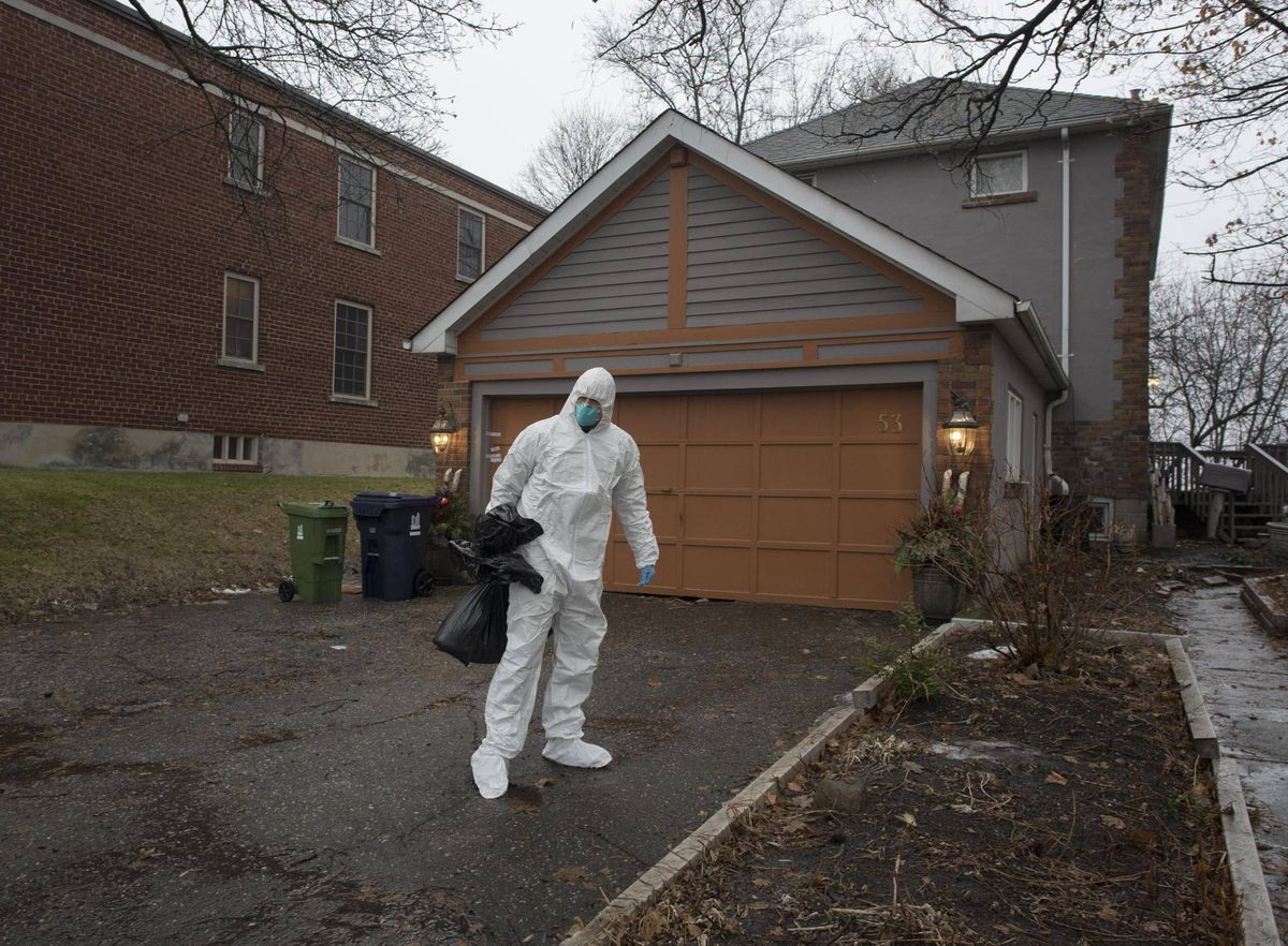 Former clients won't sell Toronto home tied to alleged killer Bruce McArthur  - The Globe and Mail