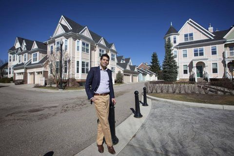 Real estate is no longer such a gusher for Alberta sellers