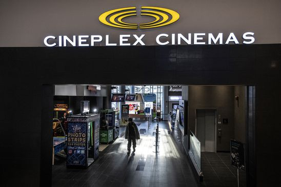 Cineplex files lawsuit against Cineworld over cancelled takeover deal