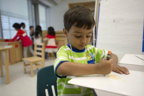 Benefits of full-day kindergarten challenged in new study