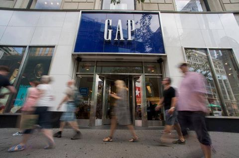 Gap's store brands in Canada to end on-call, short-notice shifts