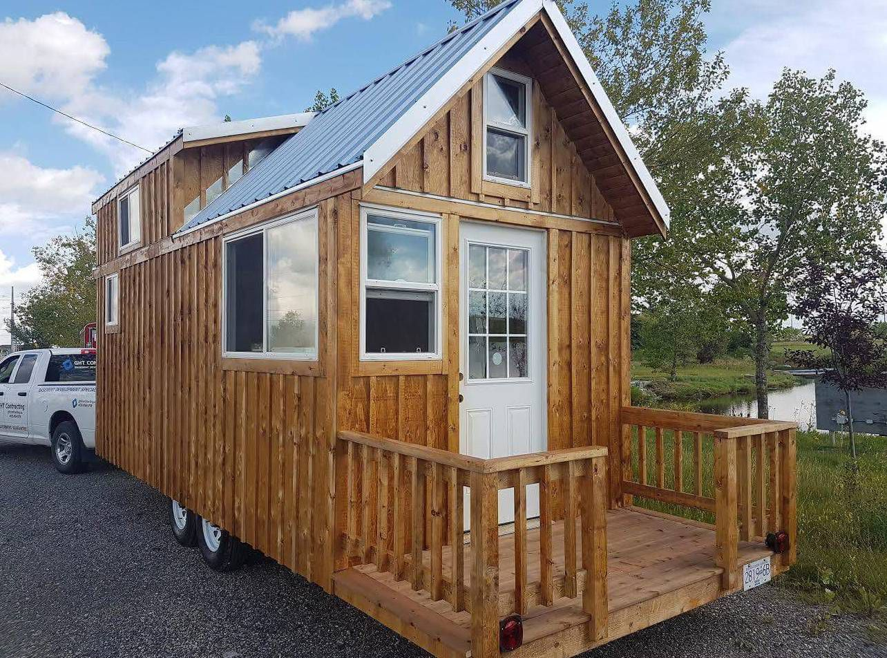 Lack of tiny home legislation prompts big fights - The Globe and Mail