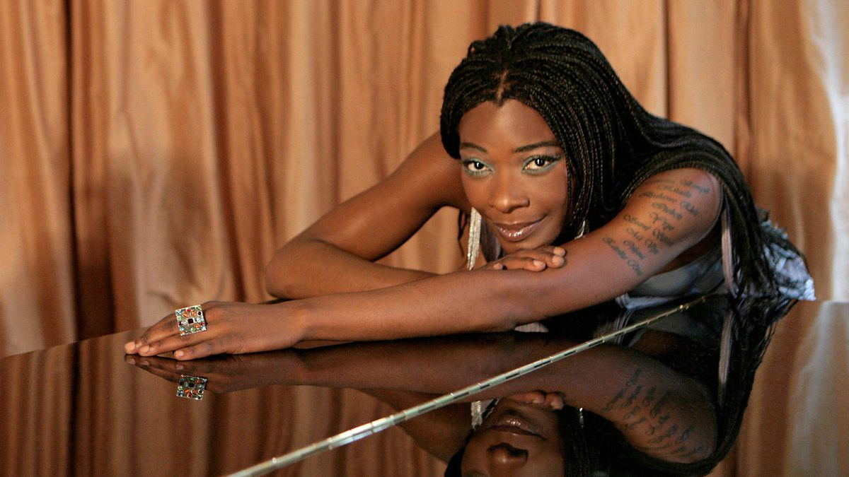 Buika, born in Majorca to African parents in political exile, performs music from flamenco to pop.