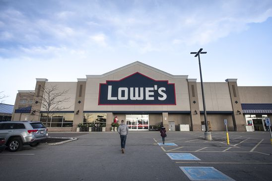 Lowe's to close 34 'underperforming' stores in Canada, cut more jobs