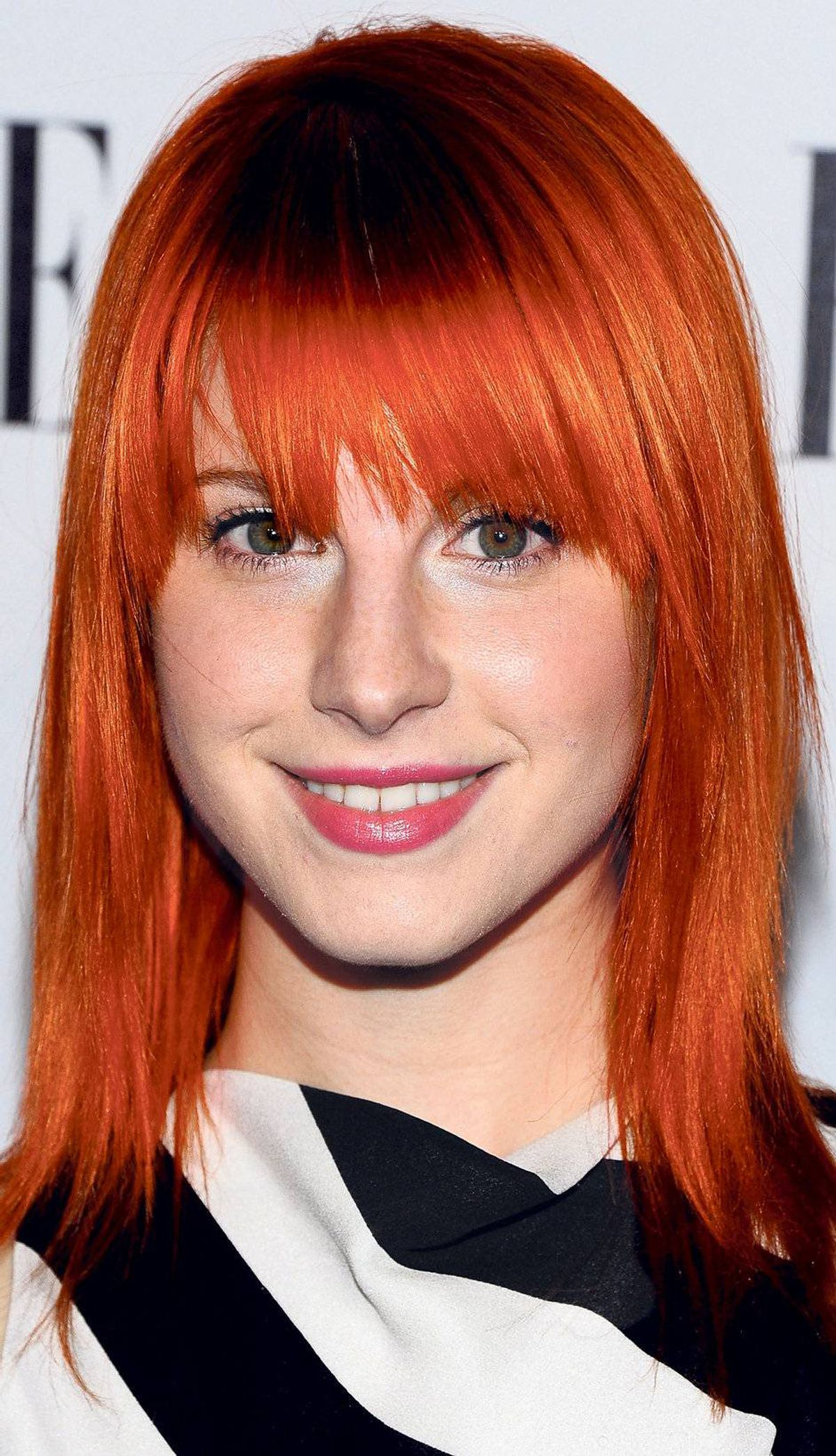 Hayley Williams: Fruity hue