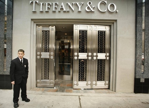 Strength in China leads Tiffany to earnings topper