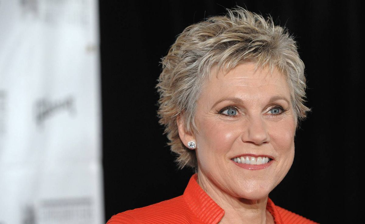 """ANNE MURRAY, musician: """"We have plenty of Purell and we are keeping human contact at a minimum (so much for fun on the road!),"""" said Ms. Murray's aide."""