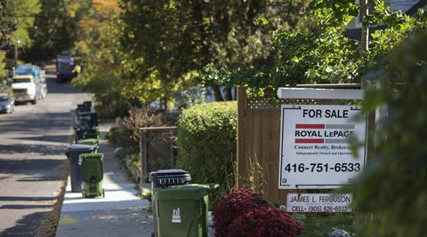 Foreign ownership below 5 per cent in Toronto, Vancouver housing markets