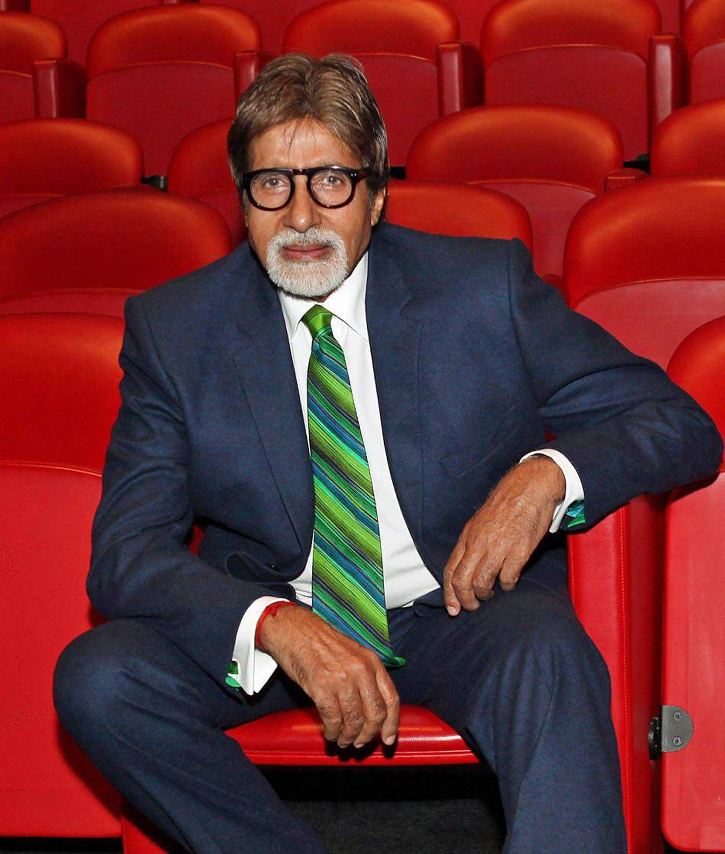 Bollywood legend Amitabh Bachchan has made over 200 movies.