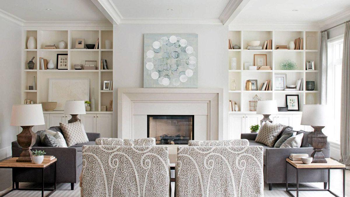 Caulfeild, West Vancouver home interior by Kelly Deck Design.
